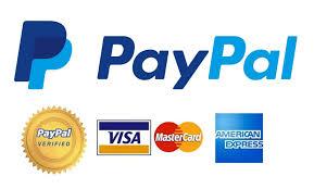 Klemaro Zahlungsarten: PayPal, Kreditkarten