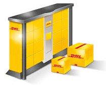 Klemaro verschickt an DHL Packstationen
